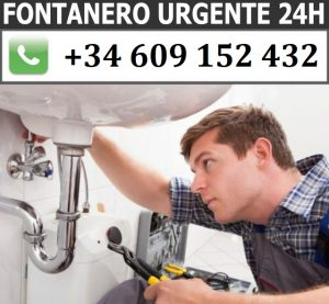 Fontanero Madrid barato