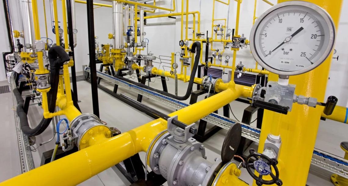 Instalaciones de gas en Madrid